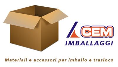 Benvenuti in CEM IMBALLAGGI, il nostro sito dedicato ai prodotti per imballo e traslochi