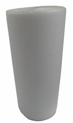 Bobina pluriball + carta bianca 1 Metro x 80 Metri