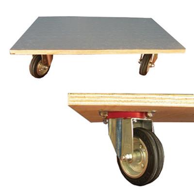 Carrellino Multiuso in legno fenolico 600x350
